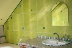 46 зеленая ванная комната - копия